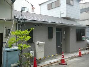 2014.6高井田ユイメゾン完成外観