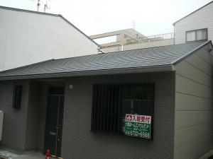 2014.6高井田ユイメゾン完成外観3