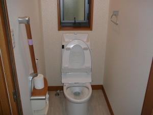トイレアフター1