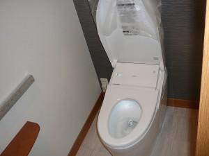 トイレアフター2